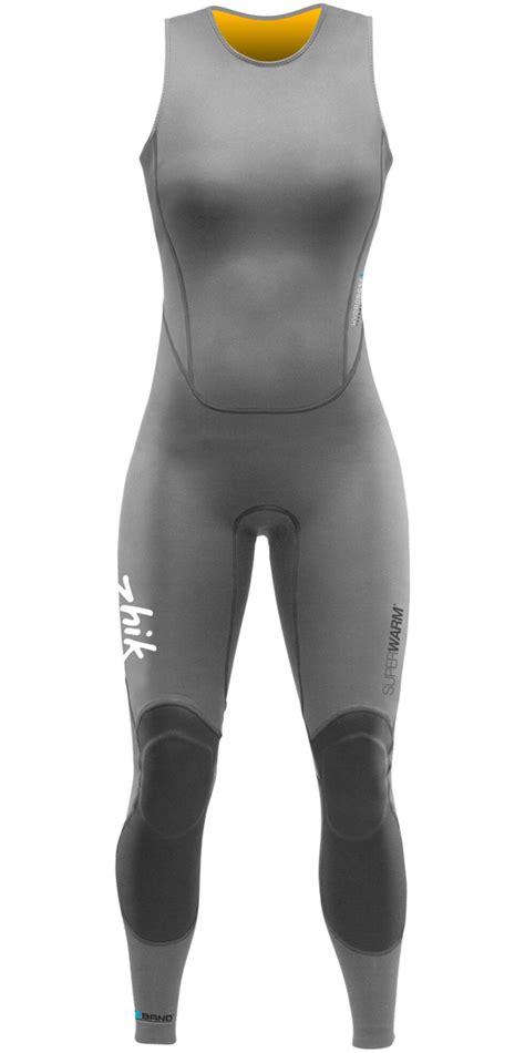 Skiff Wetsuit by 2018 Zhik Femmes Superwarm Skiff 3mm Wetsuit