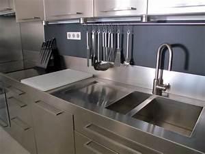 Nettoyer Plaque Inox : comment nettoyer sa cuisine en inox nanoprotection ~ Melissatoandfro.com Idées de Décoration