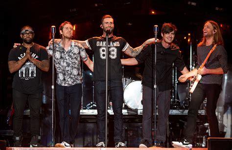 maroon 5 members maroon 5 lead singer adam levine band members names