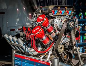 Top Fuel Engine Making 8 000 Hp