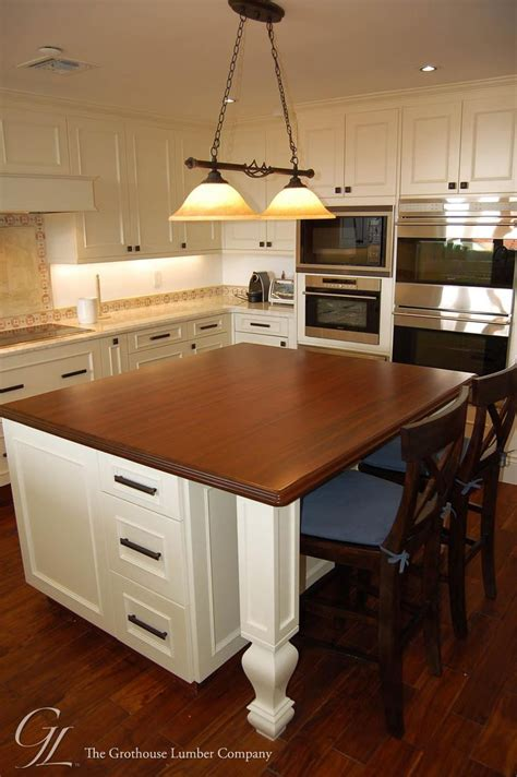 wood slab kitchen island 161 best kitchen islands with wood countertops images on 1603