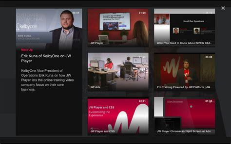 Jw Player Launches Innovative Video Recommendations Engine