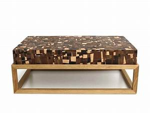 mosaica chissick design creates beautiful coffee table With piece of wood coffee table