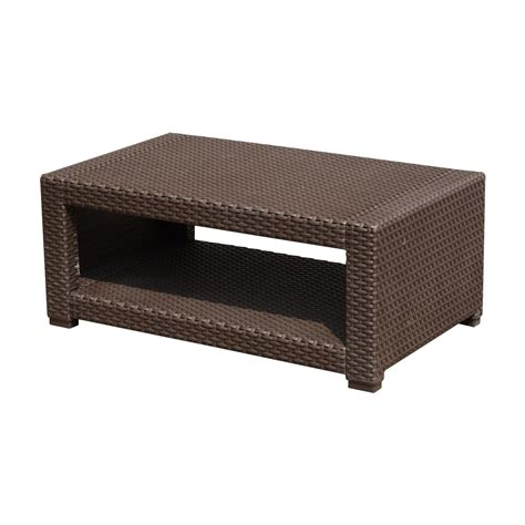 outdoor furniture tables only outsunny rattan style resin wicker outdoor furniture