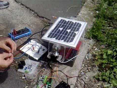 lade con pannello solare pannello solare ad orientamento automatico con carica