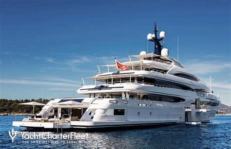 Cloud 9 Yacht Charter Price  Crn Luxury Yacht Charter