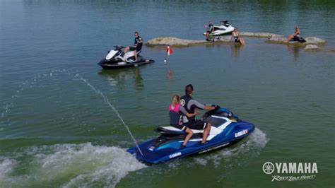 Boat Show Edmonton 2018 by New 2017 Yamaha Waverunner Lineup Announced Powerboating