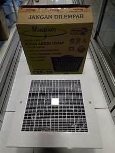 Jual Maspion Exhaust Fan Kipas Angin Hisap 8 Inch  Cef