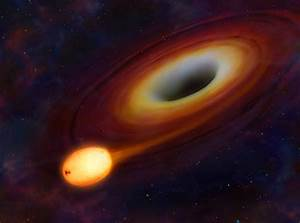The Latest and Also the Largest Black Hole Discovery ...