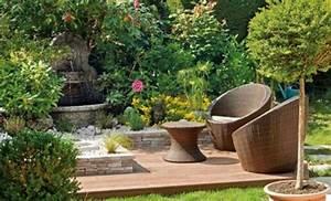 decoration pour jardin en bois With awesome voilage exterieur pour terrasse 3 idees deco pour un balcon ou une terrasse intime