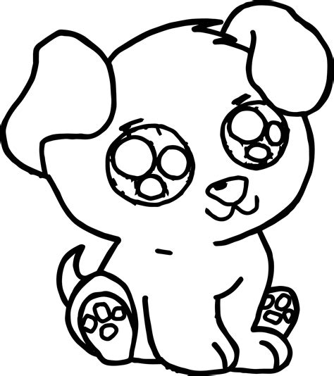 cute puppy free images puppy dog coloring page wecoloringpage com