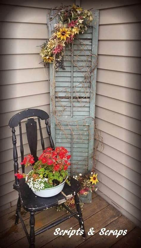 vintage porch decor ideas  designs