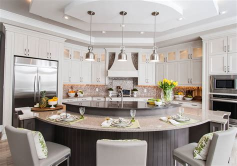 kitchen with islands designs 70 spectacular custom kitchen island ideas home 6524