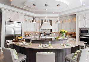 spectacular custom kitchen island ideas 1901