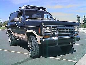 1988 Ford Bronco Ii - Pictures