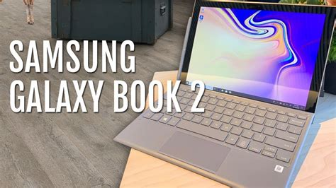 samsung galaxy book 2 2018 indonesia l info tech youtube