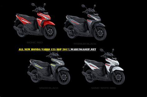 Modif Vario 125 2017 by 98 Modifikasi Motor Vario 150 Hitam Terbaru Oneng Motomania
