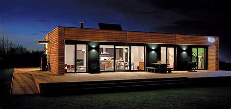 maison design en bois l architecture bioclimatique un concept 224 privil 233 gier maison jardin