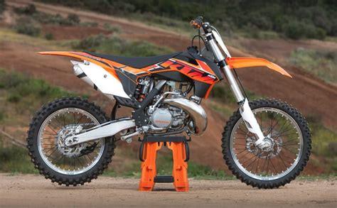2014 Ktm Motocross And Enduro Range