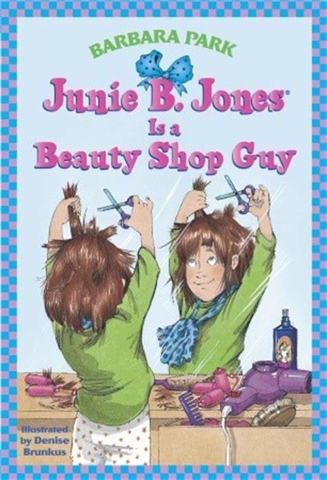 junie  jones   beauty shop guy junie  jones