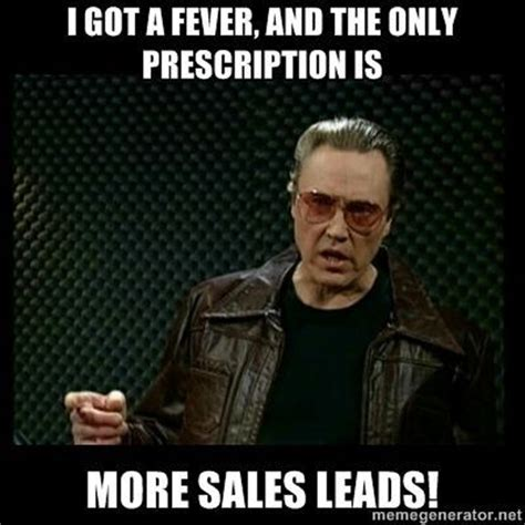 Sales Meme - tips for making follow up sales calls to gym membership leads