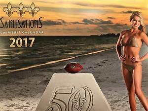 PHOTOS: Sexy Saintsations 2017 calendar unveiled | WGNO