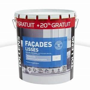 Castorama Peinture Exterieure : peinture facade exterieure sur crepi 20170802115933 ~ Premium-room.com Idées de Décoration