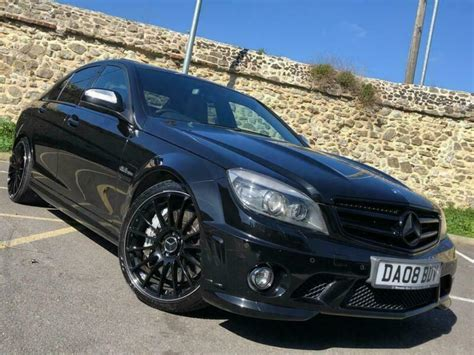 Review ( specs walkthrough ). 2008 Mercedes-Benz C Class 6.3 C63 AMG 7G-Tronic 4dr | in Grays, Essex | Gumtree