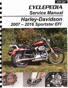 Harley Davidson Sportster 2007 Repair Service Manual