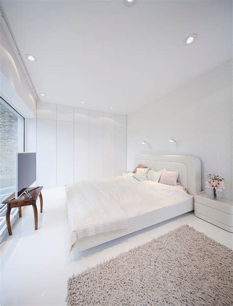 Small Bedroom Floor Plans by Hungarian Loft Apartment Decor Design Uses A Simple