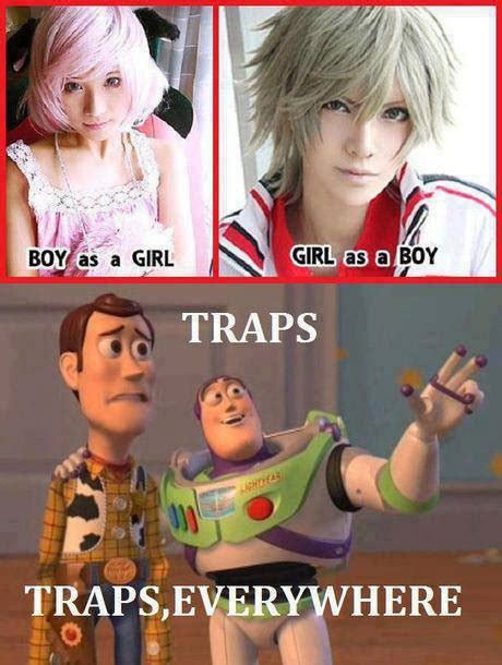 Trap Memes - traps everywhere it s a trap know your meme