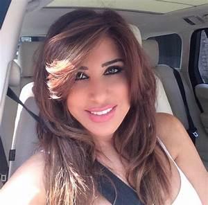 Najwa Karam Looks Lovely While Heading To Shoot Arabs Got ...