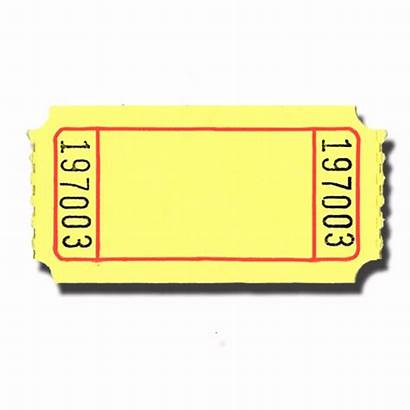 Raffle Clip Clipart Ticket Cliparts Library