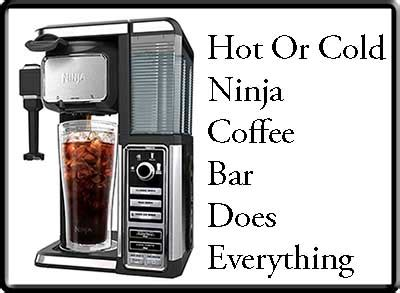 This optimal brew coffee maker is planned to separate the completest taste possible. Hot or Cold Discover Great Espresso Beverages With the Ninja Coffee Bar