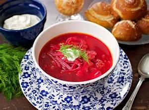 Belorussian Borsch is the most popular dish