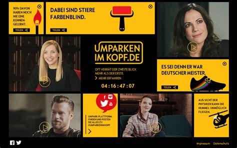 Umparken Im Kopf by Virale Marketing Kagne Opel Umparken Im Kopf