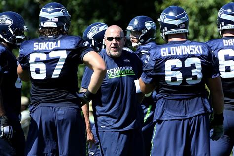 report ers interested  seahawks ol coach tom cable