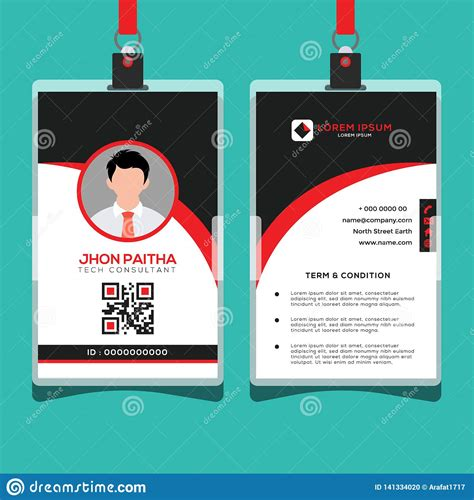 id card identity card uni graphics  pune india