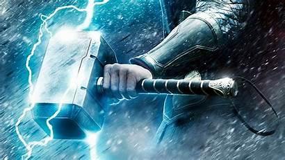 Hammer Thors Thor Mjolnir Marvel Splatter