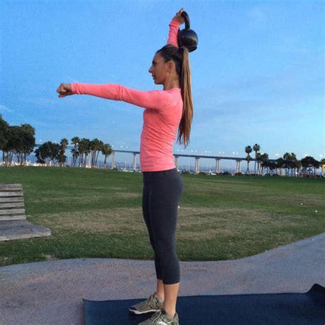 kettlebell turkish workout shape exercises minutes minute magazine workouts