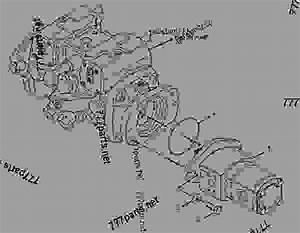 2186079 Pump  U0026 Mtg Group-work Tool -high Flow