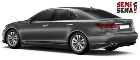 Gambar Mobil Gambar Mobillexus Ls by Harga Lexus Ls 460 Review Spesifikasi Gambar Agustus