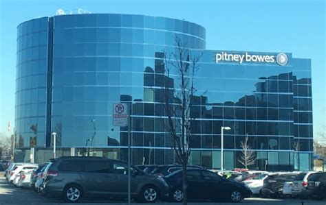pitney bowes sells document messaging division printcan