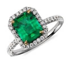 emerald engagement rings emerald engagement rings green brilliance