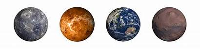 Planet Terrestrial Planets Mercury Venus Earth Mars