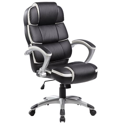btm luxury designer leather office chair review 2016