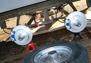 Titan Hydraulic Over Electric Trailer Disc Brake