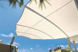Sonnensegel Mit Mast : elips4sun das erste aufrollbare ellipsoide sonnensegel ~ Michelbontemps.com Haus und Dekorationen