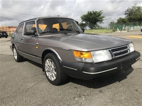 car engine manuals 1992 saab 900 user handbook 1990 saab 900 88 002 miles gray 4 cylinder engine 2 0l 121 manual classic saab 900 1990 for sale