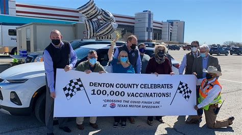 COVID-19 updates: Texas Motor Speedway celebrates 100,000 ...